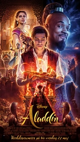Aladdin (live action) (Eng. tal)